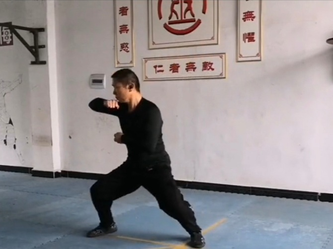 Wu Family Boxing, 7 Fists and 6 elbows   巫家拳