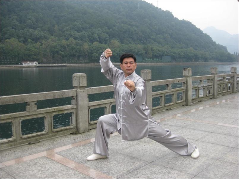 Taijiquan Evolution I – Cheng Style Taijiquan   程氏太极拳