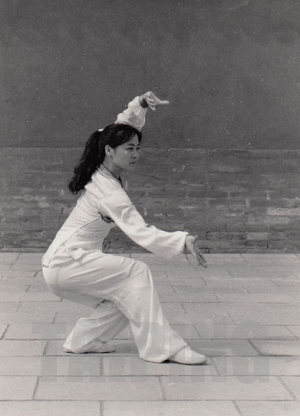 You are currently viewing The Queen of Baguazhang – M. Ge Chunyan | 戈春艷