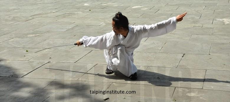 You are currently viewing Taiji Xuanmen Sword | 太极玄门剑